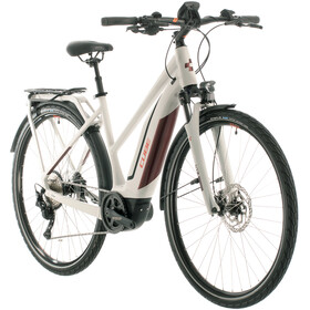 Cube Touring Hybrid Pro 500 Trapez, grey'n'red